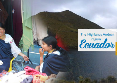 The magic of the Highlands tours in Ecuador