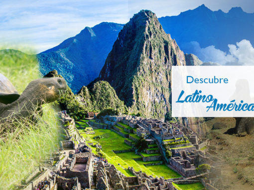 Travel through Latin America